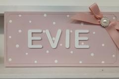 evie-plaque