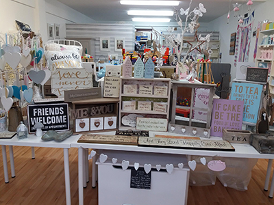 Dewberry Boo Shop at Barleylands Craft Village