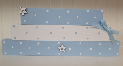 Stackable blocks for baby boy